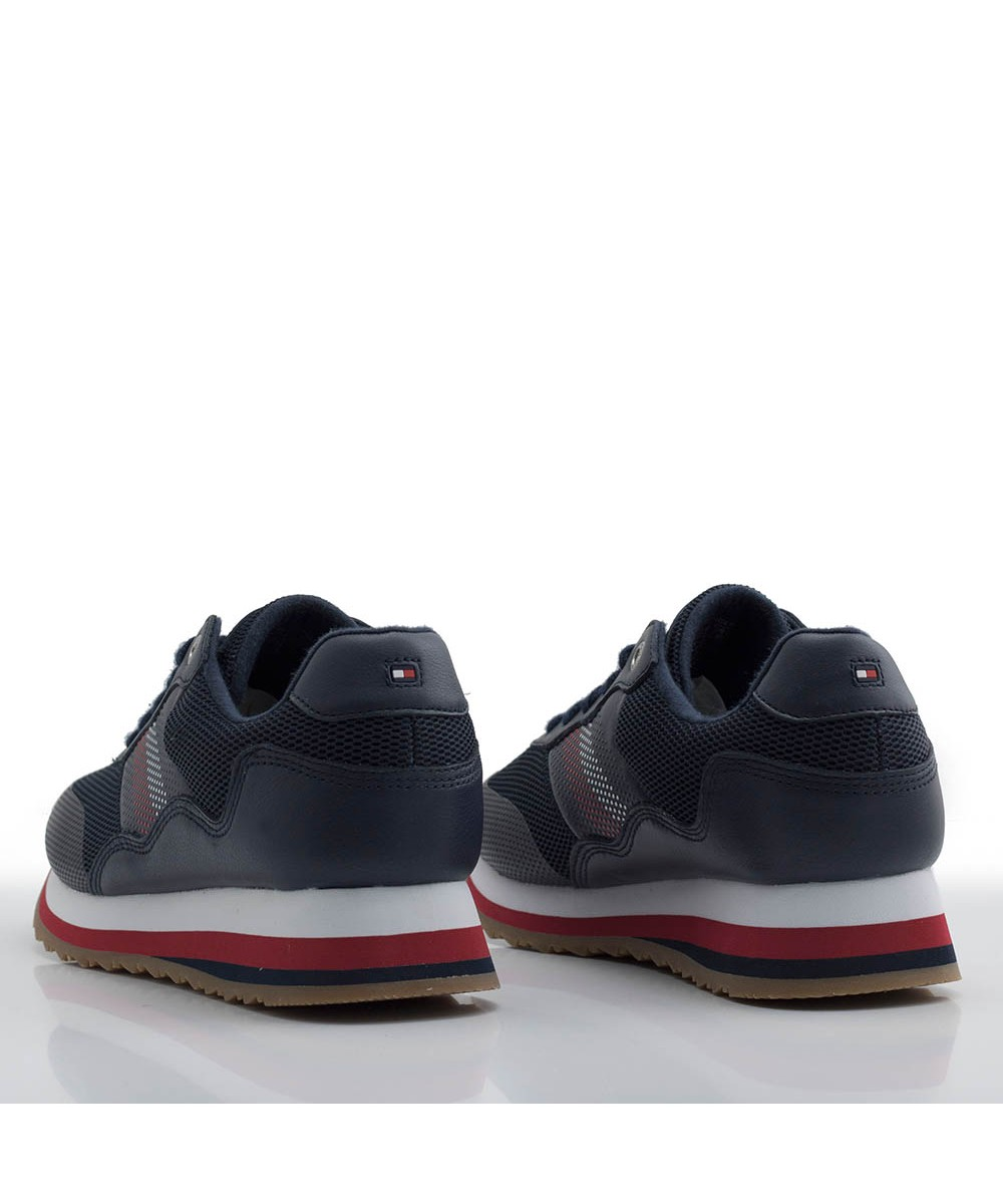 TOMMY CORPORATE RETRO SNEAKER
